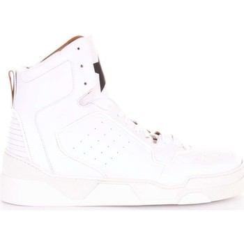Chaussures Homme Baskets montantes Givenchy BM08334996 Sneakers Homme Blanc Blanc