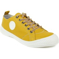Chaussures Femme Baskets basses Pataugas Femme pataugas sneakers rock ocre Autres