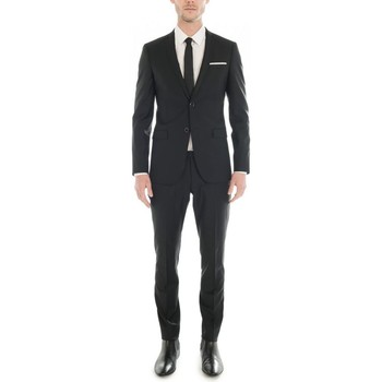Vêtements Homme Costumes  Jerem Costume Noir NO02