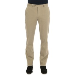 Vêtements Homme Pantalons de costume Jerem Pantalon en coton hi stretch Beige BE28