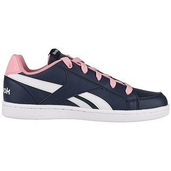 Chaussures Enfant Baskets basses Reebok Sport Royal Prime Blanc-Noir