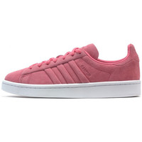 Chaussures Femme Baskets basses adidas Originals Campus Stitch and Turn - Ref. CQ2740 Rose