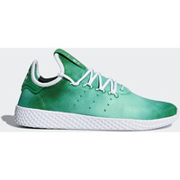 Chaussures Femme Baskets basses adidas Originals Chaussure Pharrell Williams Tennis Hu Vert / Blanc / Blanc