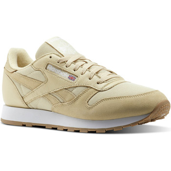 Chaussures Baskets basses Reebok Classic Classic Leather ESTL Blanc
