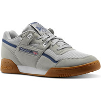 Chaussures Homme Baskets basses Reebok Classic Workout Plus MVS Gris