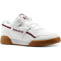 Chaussures Homme Baskets basses Reebok Classic Workout Plus MVS Blanc