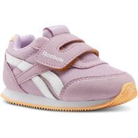 Chaussures Enfant Baskets basses Reebok Classic Reebok Royal Classic Jogger 2.0 KC Rose / Blanc