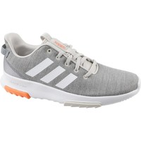 Chaussures Enfant Baskets basses adidas Originals Cloudfoam Racer TR K Gris