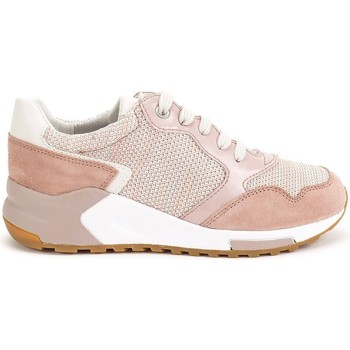 Chaussures Femme Baskets basses Geox Phyteam Rose