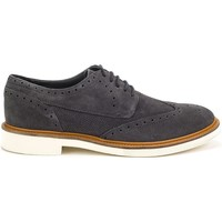 Chaussures Homme Richelieu Geox Damocle Noir