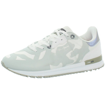 Chaussures Baskets basses Pepe jeans Baskets  Tinker Pro Seal ref_pep42908-800 Blanc Blanc