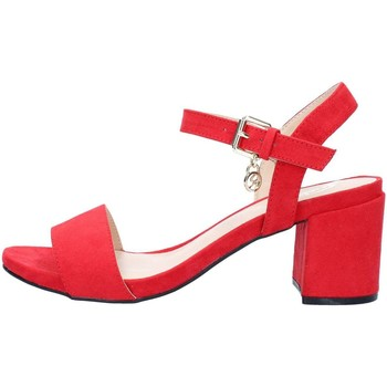 Chaussures Femme Sandales et Nu-pieds Gattinoni 0630 Sandales Femme Red Red
