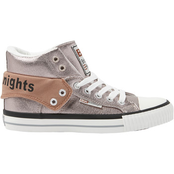 Chaussures Femme Baskets mode British Knights ROCO FEMMES BASKETS MONTANTE bronze