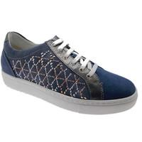 Chaussures Femme Baskets basses Calzaturificio Loren LOC3787bl blu