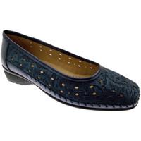 Chaussures Femme Ballerines / babies Loren LOK3983bl blu