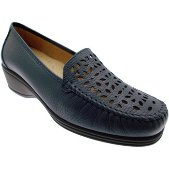Chaussures Femme Mocassins Calzaturificio Loren LOK3987bl blu