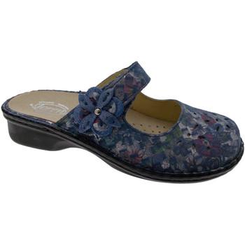 Chaussures Femme Mules Loren LOM2709bl blu