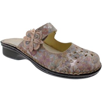 Chaussures Femme Mules Calzaturificio Loren LOM2709ci blu