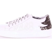Chaussures Femme Baskets basses P448 A7JOHN Sneakers Femme Blanc Blanc