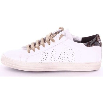 Chaussures Femme Baskets basses P448 A7MAUIORO Sneakers Femme Blanc Blanc