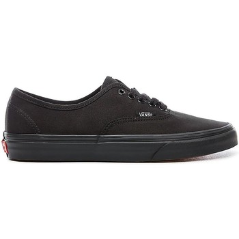 Chaussures Homme Baskets basses Vans ZAPATILLAS  AUTHENTIC Noir