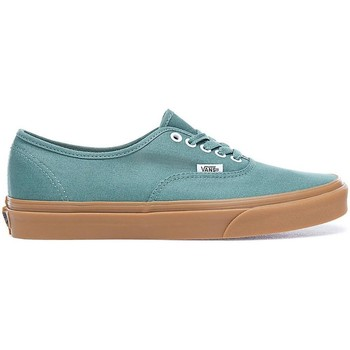 Chaussures Homme Baskets basses Vans ZAPATILLAS  AUTHENTIC Vert