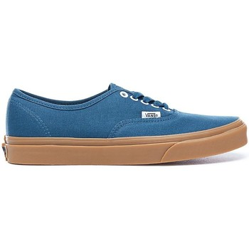 Chaussures Homme Baskets basses Vans ZAPATILLAS  AUTHENTIC Bleu
