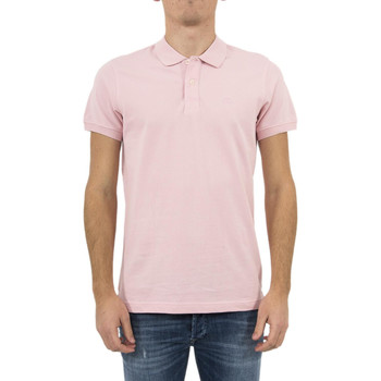Vêtements Homme Polos manches courtes Salsa polos  119413 italy rose rose