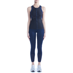 Vêtements Femme Pantalons Adidas By Stella Mccartney Tight  Training Ultimate bleu et rouges Bleu