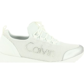 Chaussures Homme Baskets mode Calvin Klein Jeans s0506 blanc