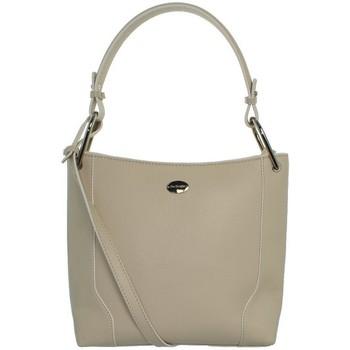 Sacs Sacs porté épaule Mac Douglas Sac porté épaule  en cuir ref_mac42679-v10 Blanc