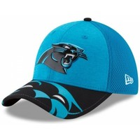Accessoires textile Homme Casquettes adidas Originals Casquette New Era Draft NFL 17 Carolina Panthers 39THIRTY Multicolor