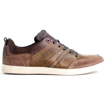 Chaussures Homme Baskets basses Bullboxer 499-K2-4985A Marron