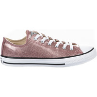 Chaussures Fille Baskets basses Converse Baskets fille -  - Rose - 27 ROSE
