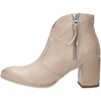 Chaussures Femme Low boots Nero Giardini P805163D Bottes et bottines Femme Champagne Champagne