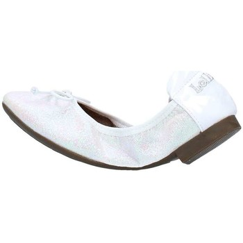 Chaussures Fille Ballerines / babies Lelli Kelly 5112 Ballerines et Mocassins Fille White White