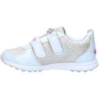 Chaussures Fille Baskets basses Lelli Kelly 7868 Basket Fille White White