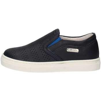 Chaussures Fille Slip ons Balducci 10264 Bleu