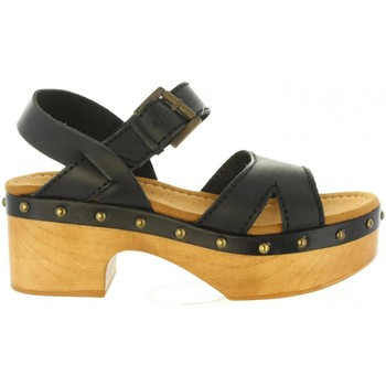 Chaussures Femme Sandales et Nu-pieds MTNG 97547 LANY Negro