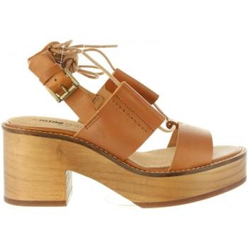 Chaussures Femme Sandales et Nu-pieds MTNG 97420 PRUDENCE Marrón