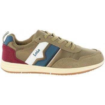 Chaussures Enfant Baskets basses Lois Jeans 83775 Beige