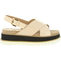 Chaussures Femme Sandales et Nu-pieds MTNG 50915 LISETTE Beige