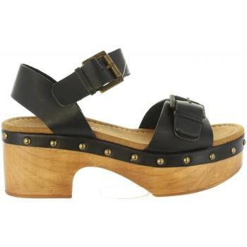 Chaussures Femme Sandales et Nu-pieds MTNG 97545 NAIRNE Negro