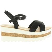 Chaussures Femme Sandales et Nu-pieds MTNG 50779 SHELLEY Negro