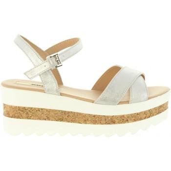 Chaussures Femme Sandales et Nu-pieds MTNG 50779 SHELLEY Plateado