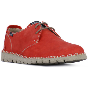 Chaussures Homme Baskets basses CallagHan ALLACCIATA ROSSO Rosso