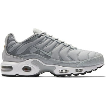 Chaussures Femme Baskets basses Nike ZAPATILLAS AIR MAX PLUS PREMIUM Gris