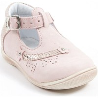 Chaussures Femme Ballerines / babies GBB Babies  Fille rose PASCALE rose