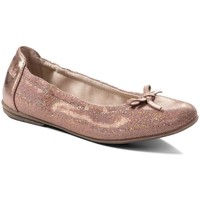 Chaussures Femme Ballerines / babies Achile Ballerines  Fille or KIKI or