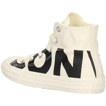 Chaussures Garçon Baskets montantes Converse 359533C Sneakers Garçon BEIGE BEIGE